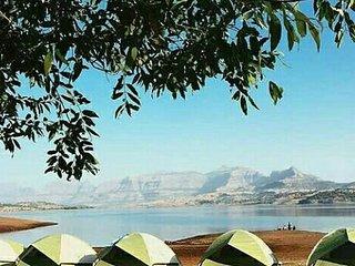 Bhandardara Campers