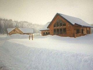 Cabin on the Prairie