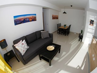 Boca del Mar - Amazing apartment with ocean view, swimming pool and night club