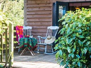 St Kew Escapes, The Beech Hut
