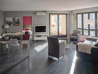 FABULEUX 3P Quartier Antigone 72m2 Piscine olympique Centre ville