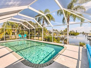 Canal-front Home w/Pool - Near Fishermen's Village