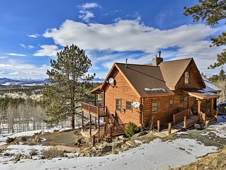 Jefferson Cabin w/ Mtn Views in Natl Forest!