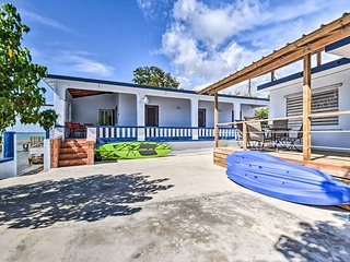NEW! Oceanfront Playa Salinas Villa w/Large Patio!