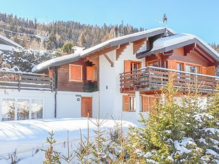 Chalet Les Enfants du Paradis, ski-in ski-out