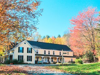 Historic, Charming Vermont Farm House-Wilder Farm Inn Group Rental