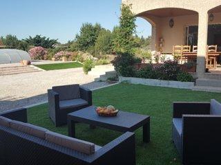 Grande villa provençale