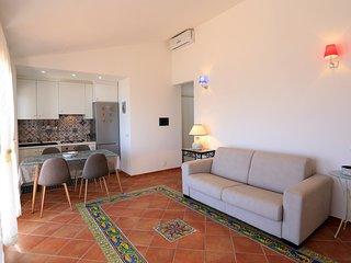 appartamento vista mare sul porticciolo
