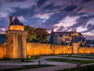 Résidence intra-muros 'Porte Poterne' à Vannes