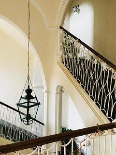 scale interne palazzo