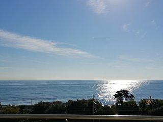 Tranquilidad frente al Mar