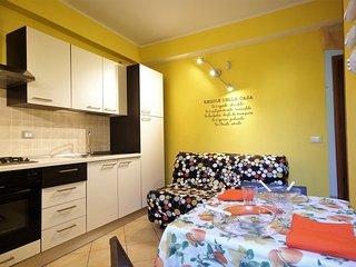 Appartamento super equipaggiato con giardino - Ap120