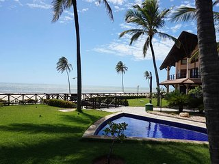 H102 /  Dream Beach Oceanfront , luxury 3 suites -180 qm Apartment