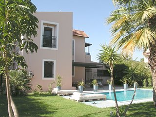 Villa Luce, Ialysos, 340sqm interior, Private pool, Excellent location