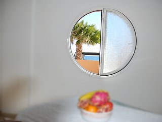 Fantastico apartamento frente la playa