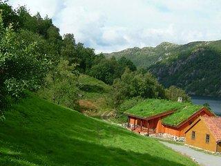 Heskestad Holiday Home Sleeps 10 - 5178081