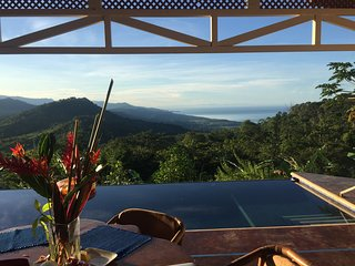 Sunrise Sunset Retreat in Costa Rica