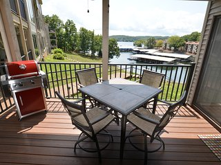 Pool is Open! Great Condo with Great View! Walk out to Pool & Lake!