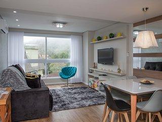 Apartamento - Terraneo - Moderno e Completissimo Apartamento Moderno - 04 pessoa