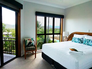 Beautiful Ocean Views in the Heart of Port Douglas | 2 Bedroom Luxury Villa