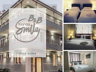 B&BKorcaSmile Room with a Balcony