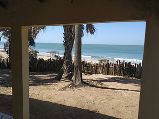 Unspoiled South Gambian Beach Bungalow 1