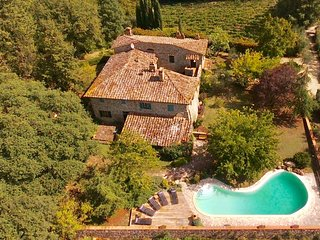 Porciglia Alta, luxury country house located in the heart of the Chianti region