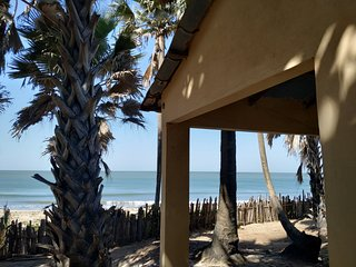 VIP Bungalow2 0 m. from Unspoiled AtlanticBeach*Sound&Vision