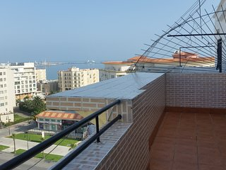Duplex sea view apartment Tanger center