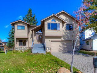 Fabulous Tahoe Keys Home w/ Private Dock, Beautiful Views & Community Pool