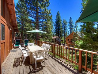 Large Home Just 1 Mile from Beaches, Restaurants, Golf & 6 Miles to Northstar
