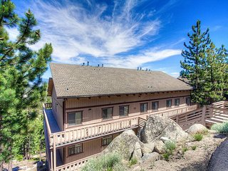 Pet-Friendly Condo w/ Spectacular Carson Valley Views & Complex Shuttle Access