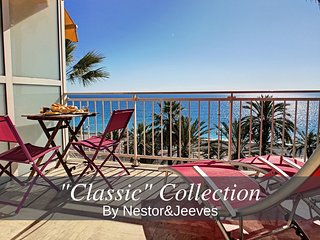 N&J - 'Emanuella Terrasse' - Sea front - Spacious