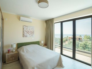 Adria Lux Apartments Sveti Stefan - One Bedroom Suite (Unit 2)