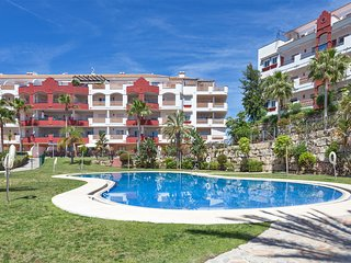 Apartment with sea view and Golf between Marbella and Fuengirola
