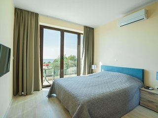Adria Lux Apartments Sveti Stefan - Two Bedroom Suite (Unit 2)