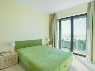 Adria Lux Apartments Sveti Stefan - Three Bedroom Suite (Unit 1)