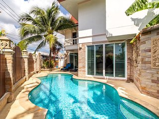 Three-Bedroom Private Pool Villa