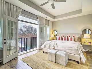 Downtown Chattanooga Townhome - Near Lookout Mtn!