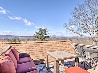 NEW! Apartment on 10 Acres w/ Catskill Mtns Views!