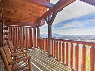 Upscale Retreat w/ Deck, Hot Tub, & Stunning Views