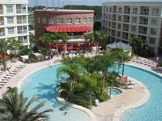 DISNEY VACAY STARTS HERE CLOSE TO THE PARKS! COMFY TWO BEDROOM SUITE, POOL!