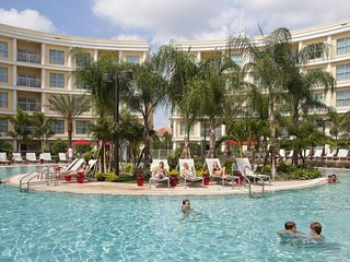 DISNEY ESCAPE, 1BR CLOSE TO THE PARKS, POOL