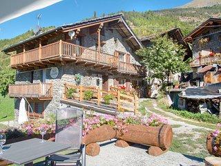 1 bedroom Villa in Allamanaz, Aosta Valley, Italy - 5771943