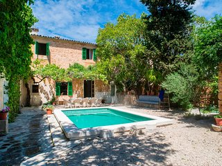 Casa Llombards 9. w/ pool, Wifi, Parking