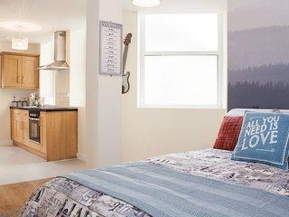 201 Beautiful studio apartment in City centre