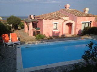 Agave villa in residence with private pool and garden not far from Stintino