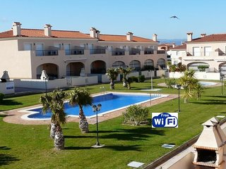 ALL INCLUDED. FREE-WIFI. CERCA DE LA PLAYA.AIR CLIMATIZADO. RELAX.BBQ. PARKING