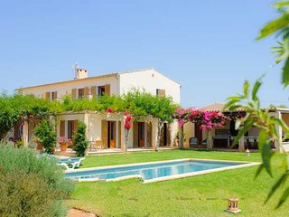 6 bedroom Villa in Cas Concos, Balearic Islands, Spain - 5000758