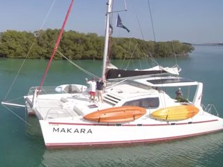 Spacious 3BR/3BA Catamaran as Private Sailing Charter up to 7 nights in Key West